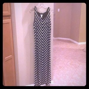 Chicos ankle length dress